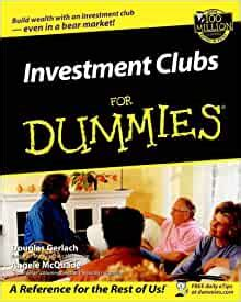 @ Investment Clubs For Dummies  Douglas Gerlach Angele .