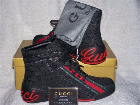 Ioffer Gucci Sneakers