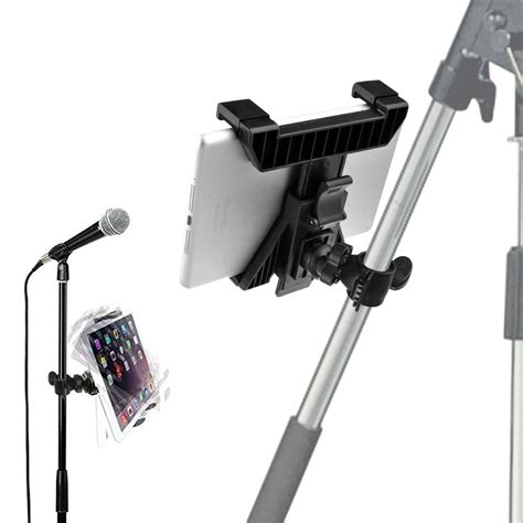 Ipad Mic Stand Mount DIY