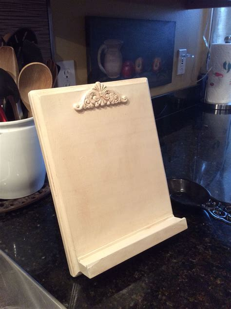 Ipad Stand For Kitchen Diy Projects