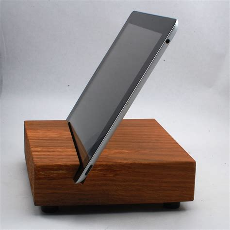 Ipad Stand Wood Diy Crafts