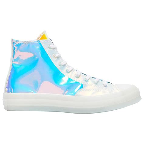 Iridescent Sneakers Converse