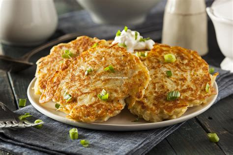 Irish Potato Pancakes Recipe