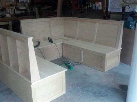 Irish Pub Bench Seating Plans
