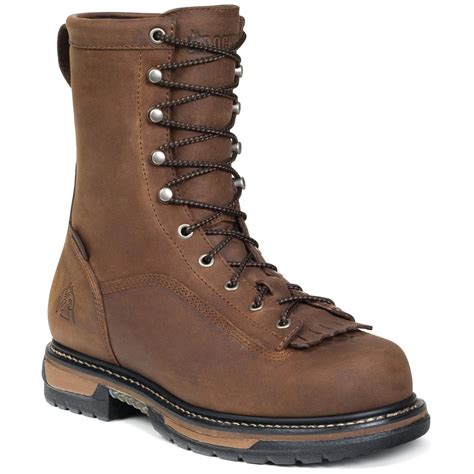 Ironclad Steel Toe Waterproof Work Boot