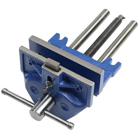 Irwin-Record-Woodworking-Vice