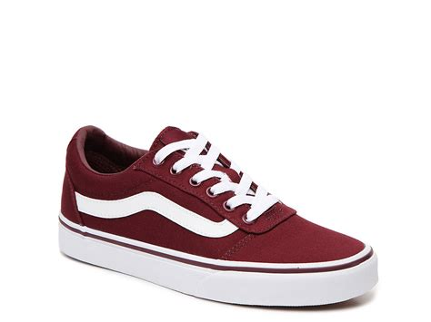 Is Vans Ward Lo Sneaker Women