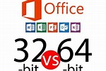 Is Office 32 or 64-Bit