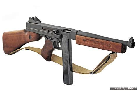 Is Thompson Gun A Assault Rifle And M 17 Assault Rifle