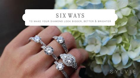 Is bigger better? The how-to's when shopping for diamonds