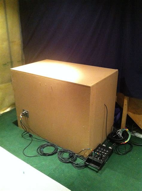 Isolation-Box-For-Guitar-Amp-Diy