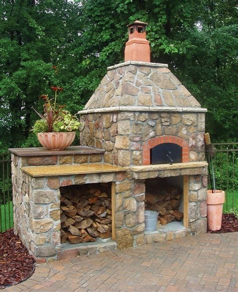 Italian Wood Fired Pizza Oven Plans