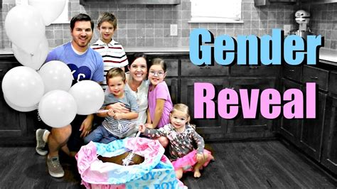J House Gender Reveal And Cool Ideas To Reveal Baby Gender