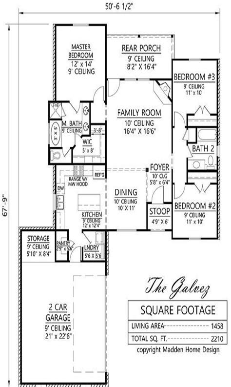J-Swing-House-Plans