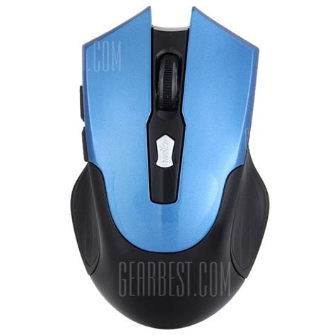 JITE 3239 High Quality Six Buttons 2.4GHz Wireless Optical Gaming Mouse Support Windows XP 7 2000 Vista Mac