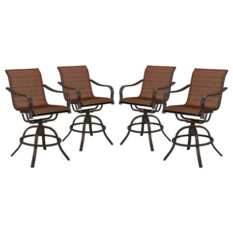Jaclyn Smith Marion 4 High Dining Chairs