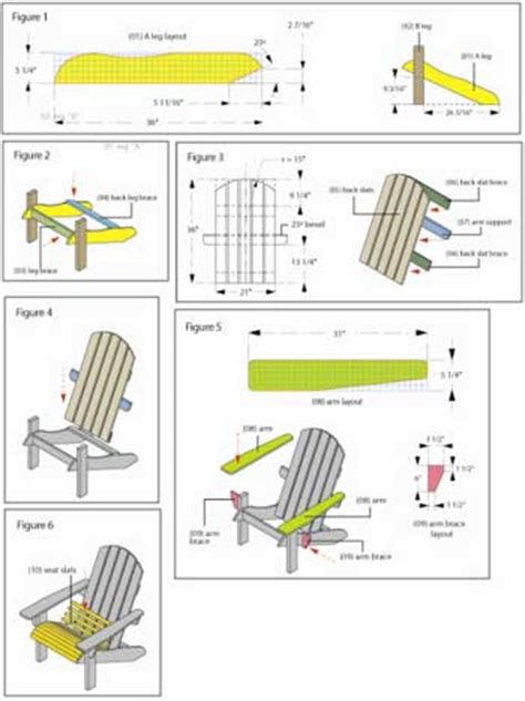 Jakes Adirondack Chair Plans