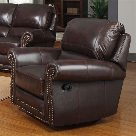 James Leather Recliner Reviews
