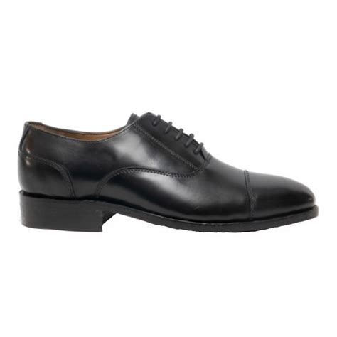 James Leather Soled Shoe / Mens Shoes