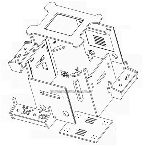 Jamma-Cocktail-Cabinet-Plans