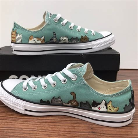 Japanese Converse Sneakers