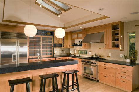 Japanese Country Kitchen Design Ideas