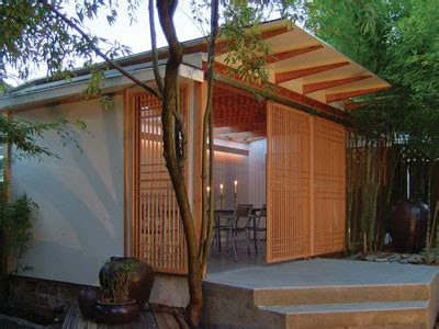 Japanese Style Garden Shed Design Plans