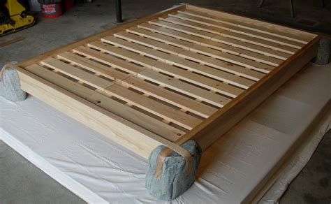 Japanese Style Platform Bed Diy For College