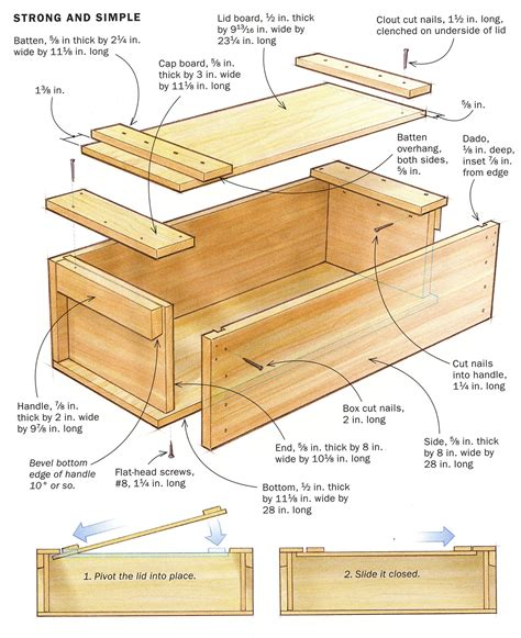 Japanese Woodworking Toolbox Plans Wooden Lighthouse Decor