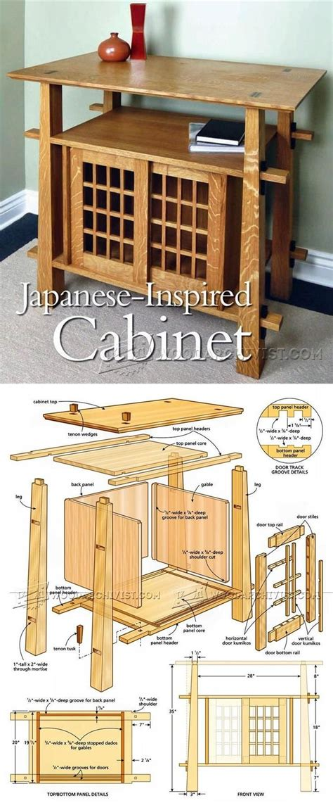 Japanese-Chair-Woodworking-Plans