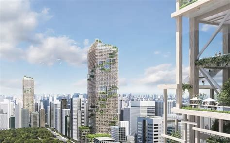 Japanese-Company-Plans-Worlds-Tallest-Wooden-Building