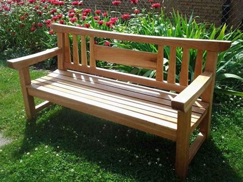 Japanese-Style-Bench-Plans