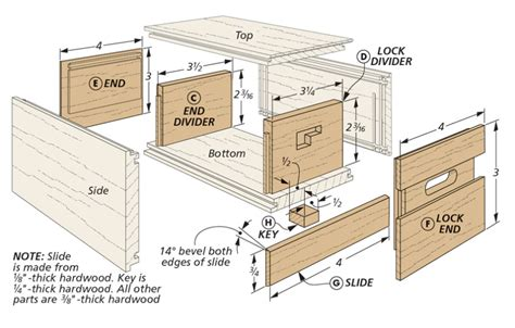 Japanese-Wooden-Puzzle-Box-Plans