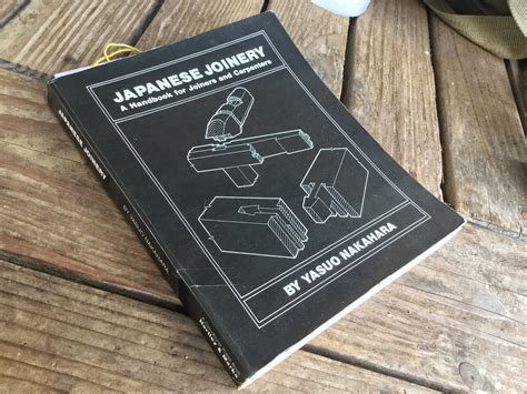 Japanese-Woodworking-Joinery-Books