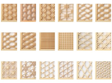 Japanese-Woodworking-Screen