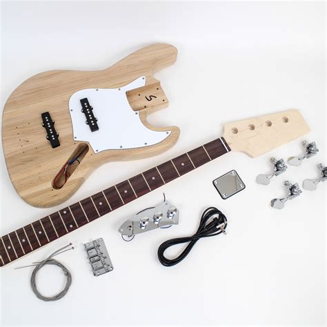 Jazz Bass Guitar Kit Diy