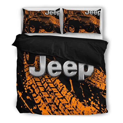 Jeep Bedding Collection