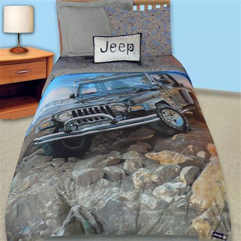 Jeep Bedding Sets For Kids