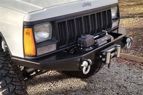 Jeep Cherokee DIY Projects