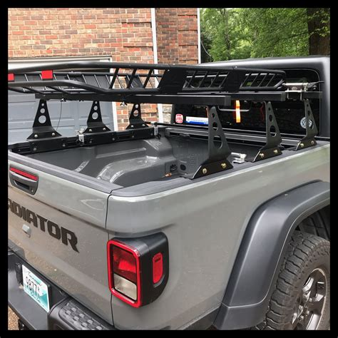 Jeep Diy Crew Bed