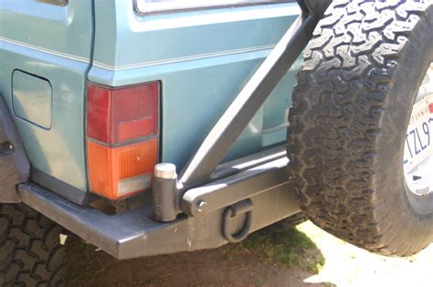 Jeep Yj Rear Bumper Plans
