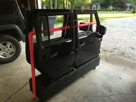 Jeep-Wrangler-Door-Storage-Diy