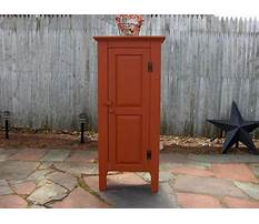 Best Jelly cupboard plans with milk paint