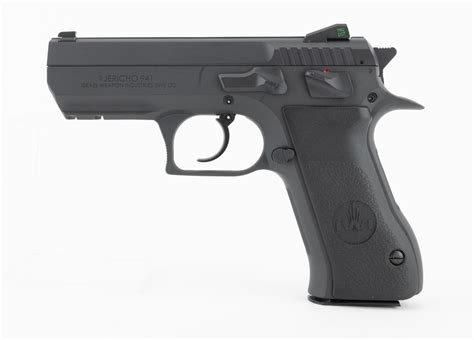 Jericho Pistol 941 And Ruger Mkiii Frame