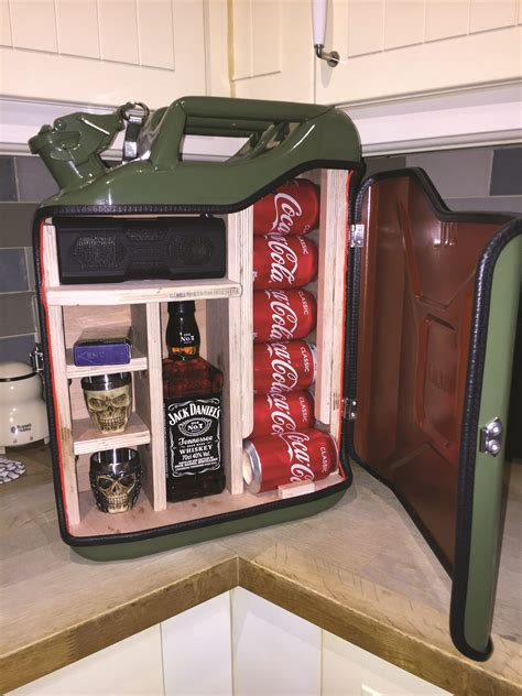 Jerry Can Bar Plans