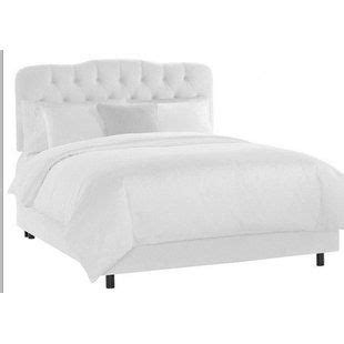 Jessa Tufted Upholstered Panel Bed