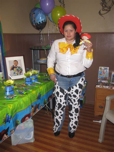 Jessie Toy Story Diy