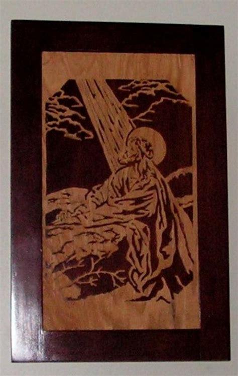 Jesus-Woodwork
