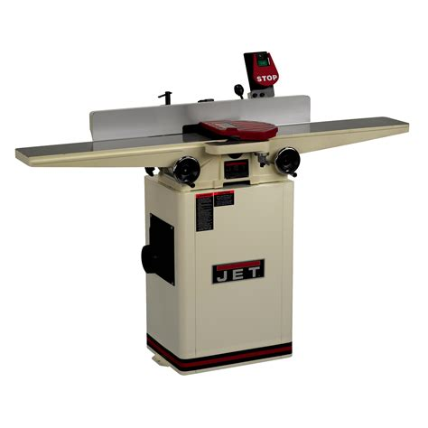 Jet 6 Long Bed Woodworking Jointer