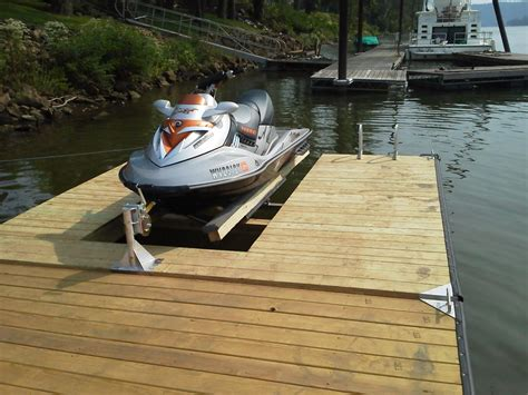 Jet Ski Dock Lift Diy